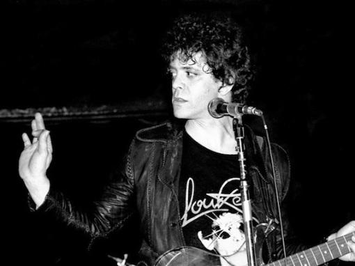 Lou Reed 1978