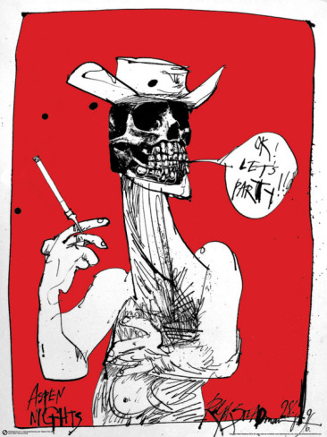 Ralph-Steadman-OK-Let's-Party