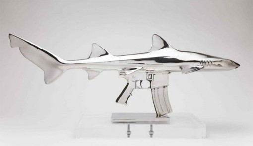 Surreal-Shark-Guns-Sculptures1-640x371