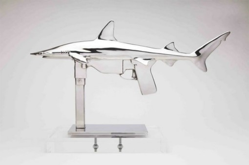 Surreal-Shark-Guns-Sculptures4-640x426