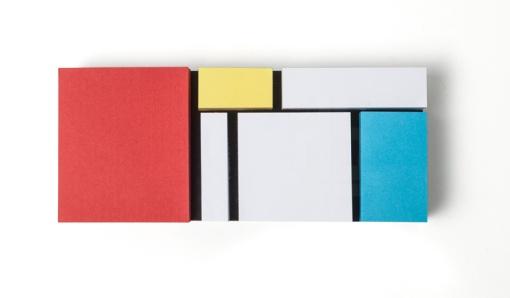 pa-design-monde-riant-mondrian-sticky-notes-catherine-denoyelle-assia-quetin-designboom-02