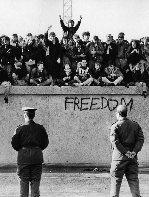 Berlin November 9th 1989