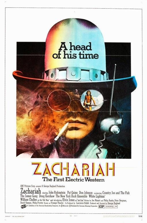 Zachariah poster
