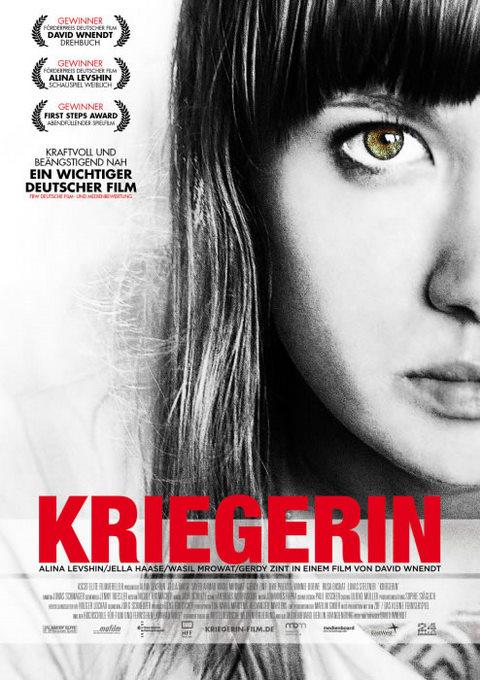 Kriegerin_-_Poster